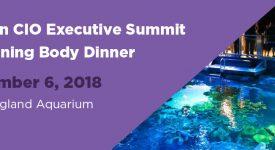 SophiaTX (SPHTX) - Участие в «CIO Executive Summit» в Бостоне, США