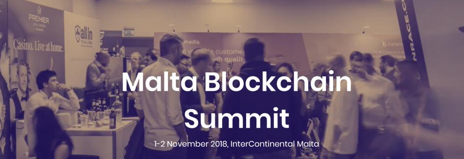 Cofound.it (CFI) — Участие в блокчейн-саммите в Мальте