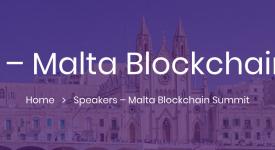 Zap (ZAP) - Участие в блокчейн-саммите на Мальте