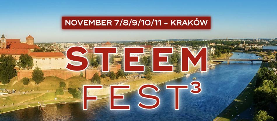 Steem (STEEM) - SteemFest в Кракове