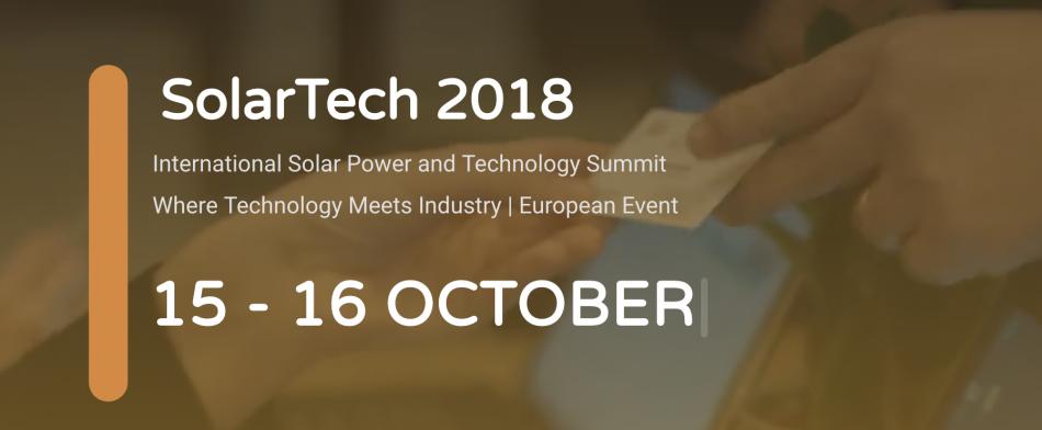 SunContract (SNC) - Участие в «SolarTech Summit» в Порту, Португалия