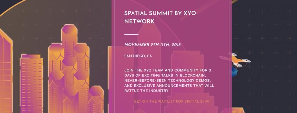 XYO Network (XYO) — Саммит в Сан-Диего, США
