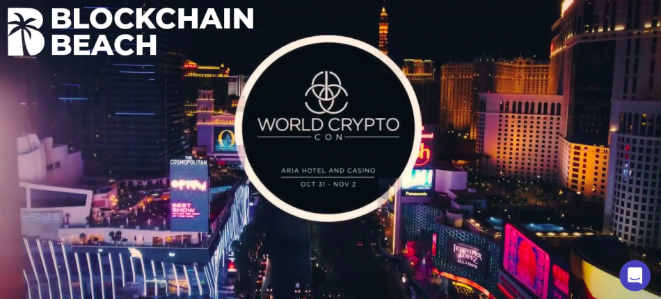 Civic (CVC) - Участие в World Crypto Con в Лас-Вегасе