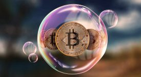 BTC-пузырь скоро лопнет