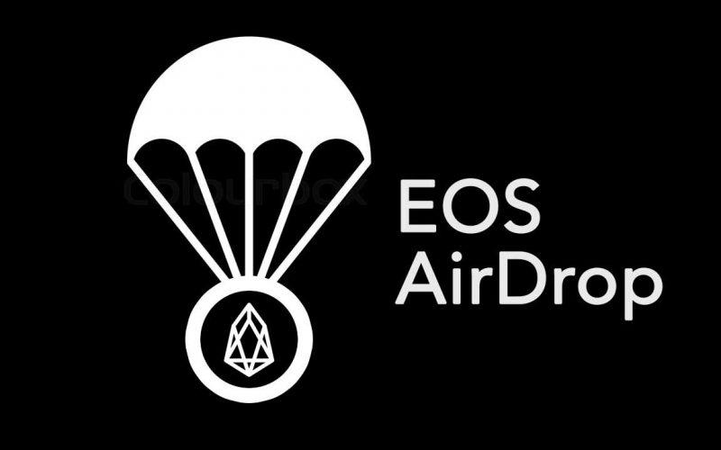EOS (EOS) - Снимок для распределения криптовалюты EOSISH