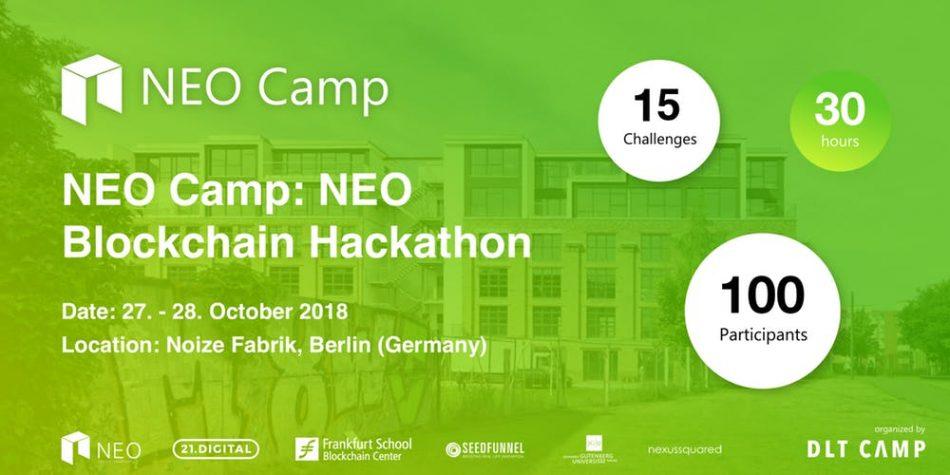 NEO (NEO) - Хакатон в Берлине, Германия