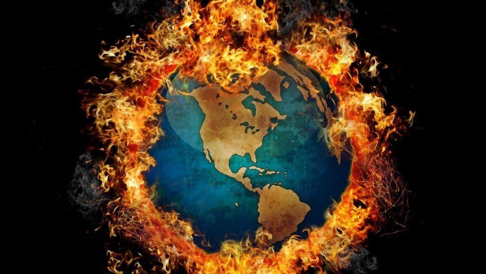 Добыча биткоинов может привести к глобальному потеплению