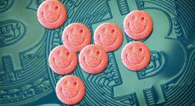 наркотики и биткоин