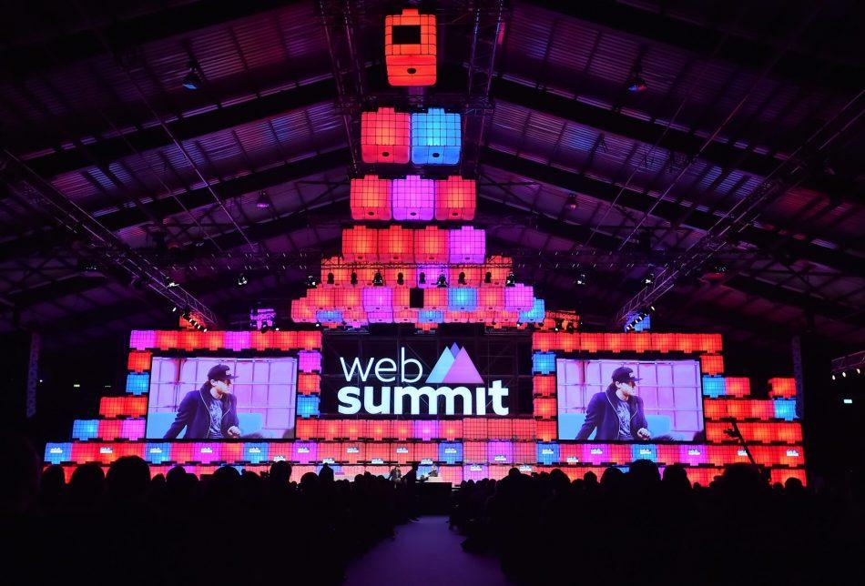 SingularityNET (AGI) - Участие в «Web Summit» в Лиссабоне, Португалия