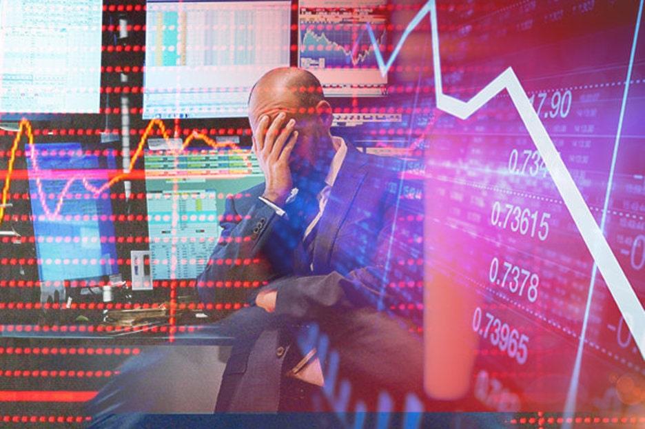Владельцы акций азиатских компаний теряют деньги из-за BTC