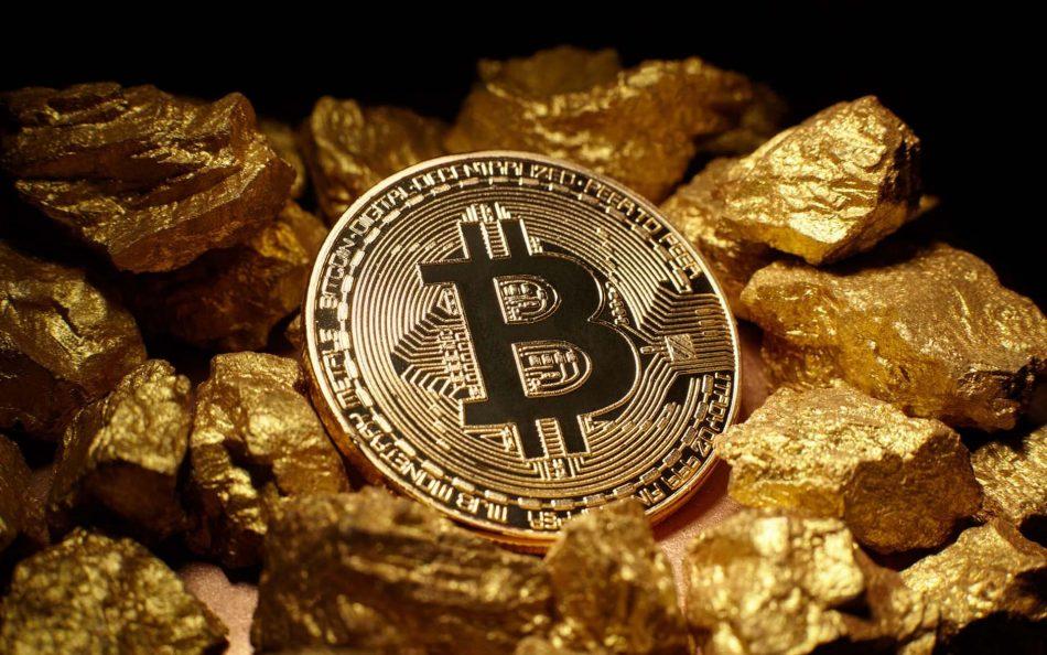 Майнинг BTC превосходит энергозатратностью добычу золота