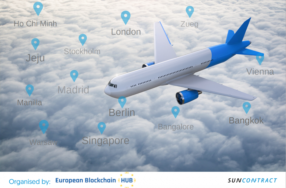 SunContract (SNC) - Европейский тур в Берлине