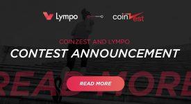 Lympo (LYM) - Команда Lympo проведет конкурсы