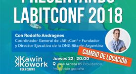 Zcash (ZEC) - Участие в конференции LABITCONF в Сантьяго