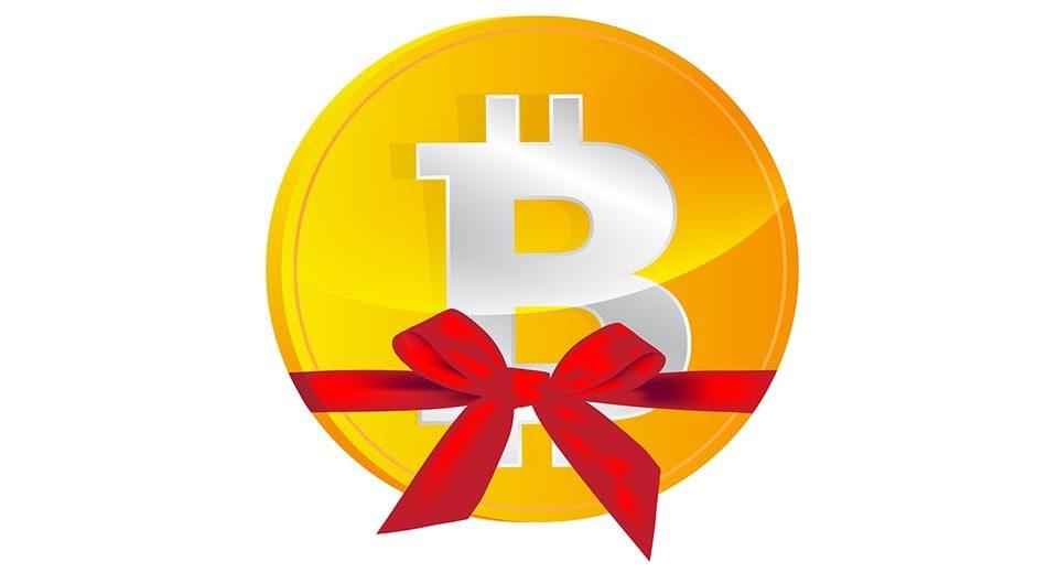 Скажи, что не любишь биткоин и получи его в подарок