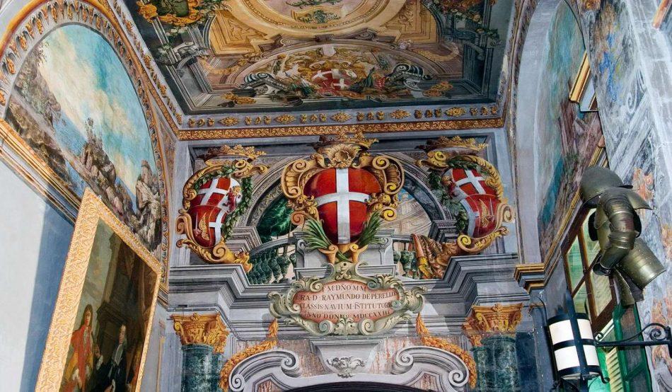 На Мальте дворец 16 века можно купить за крипту