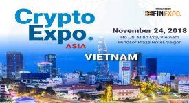 Huobi Token (HT) - Участие в конференции Crypto Expo Asia 2018 в Хошимине