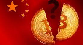 Китай выпустил октябрьский рейтинг криптовалют