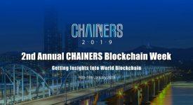 Lisk (LSK) — Участие в конференции CHAINERS Blockchain Week в Сеуле