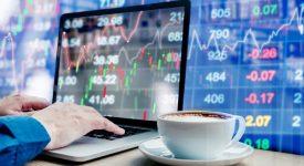 объёмы торгов на биржах резко увеличились