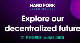 Waves (WAVES) — Участие в конференции Hard Fork Decentralized 2018 в Лондоне