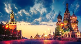 Столица России