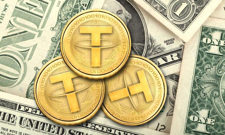 Капитализация Tether сократилась более чем на 1 млрд долларов
