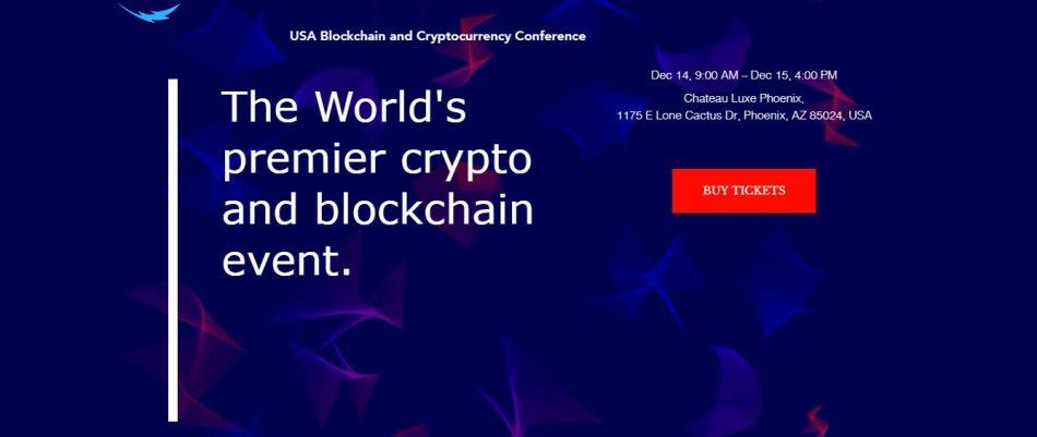 Quantstamp (QSP) - Участие в конференции Blockchain и Cryptocurrency в Фениксе