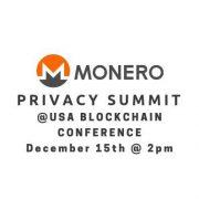 Monero (XMR) - Саммит по обеспечению конфиденциальности в Фениксе
