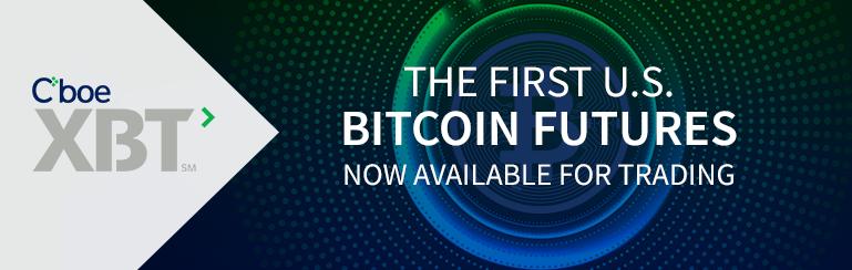 Bitcoin (BTC) — Дата истечения срока действия Cboe XBT за декабрь