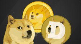 Dogecoin вырос на 15% и ворвался в топ-20