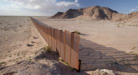 Американо-мексиканскую стену