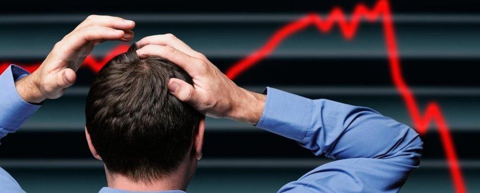 биржевой индекс S&P потерял почти 755 миллиардов долларов.
