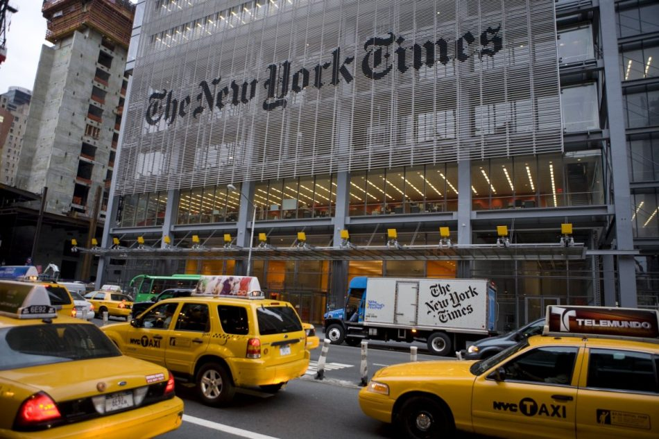 New York Times facebook криптовалюта
