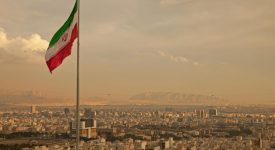 Иранские студенты
