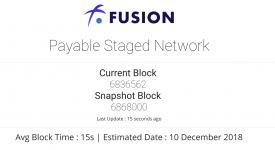 Fusion (FSN) - Запуск PSN