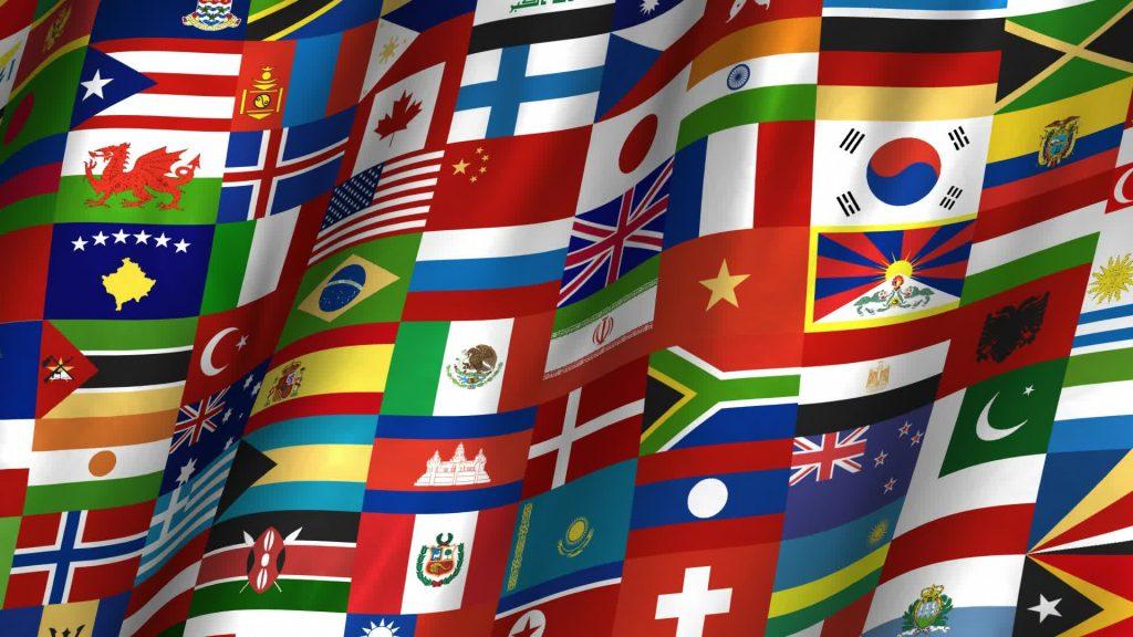 Картинки флагов стран, беременной жене мужа