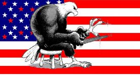 Блокчейн - риск безопасности США
