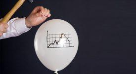 «Финансовый пузырь» почти лопнул