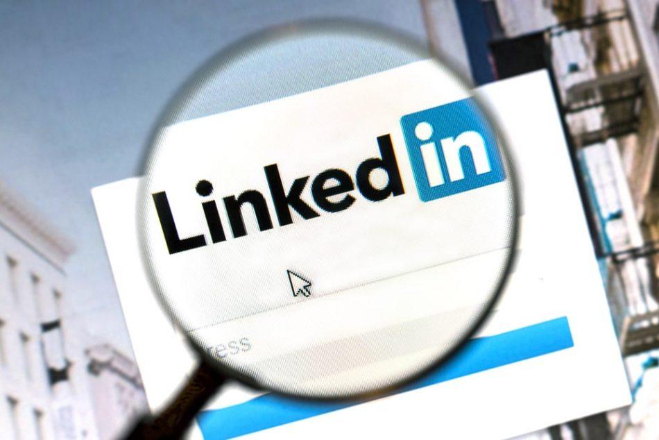 Криптоскамеры захватили LinkedIn