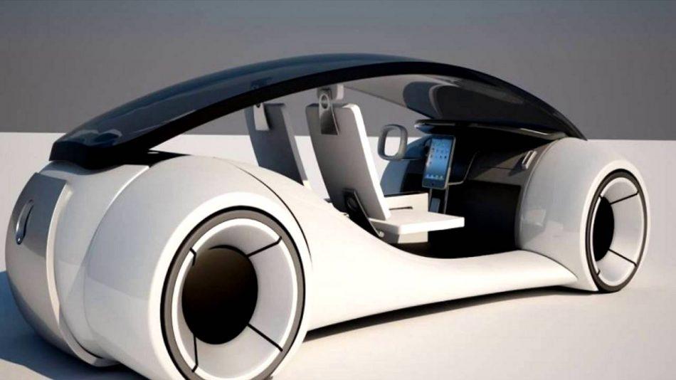 Первым автомобилем Apple вследствии этого вполне может стать… микроавтобус