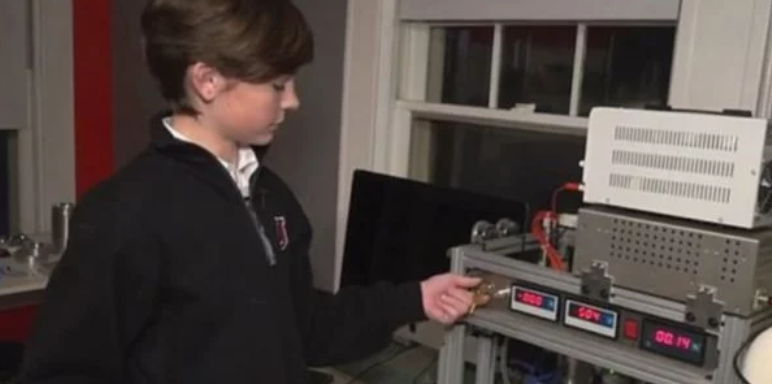 Американский школьник построил дома термоядерный реактор
