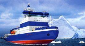 Загрузку топлива на атомный ледокол «Арктика» могут начать в 2019 году