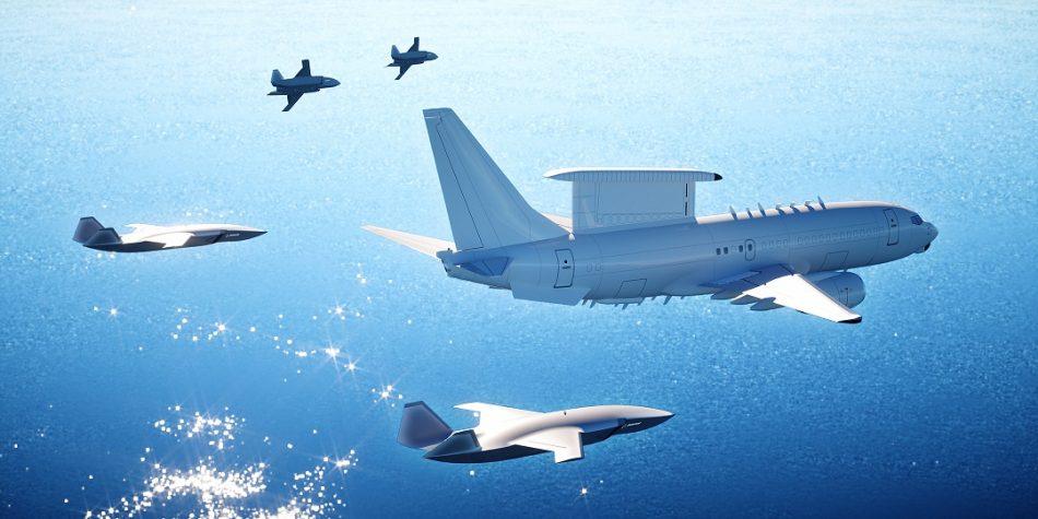 Первый полет беспилотника Boeing состоится в 2020 году