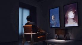 На аукцион выставят портреты искусственного интеллекта
