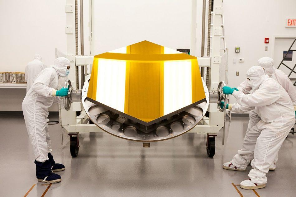 ESO заключила контракт на изготовление зеркала M5 для ELT