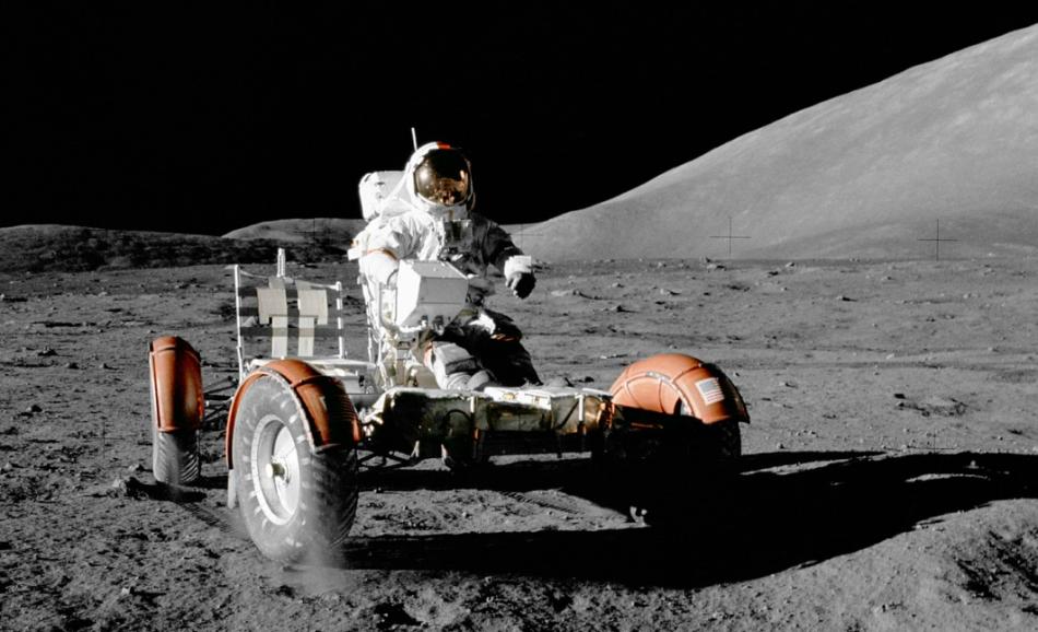 В сотрудничестве с NASA Греция отправит на Луну своего первого робота