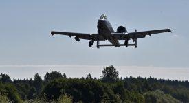 Бортовую систему штурмовиков A-10C Thunderbolt II защитят от жара и вибраций