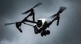 Благодаря новому устройству дроны перестанут сталкиваться с самолетами
