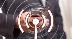 Скорость передачи данных у сетей 5G оказалась ниже, чем у лазерного Wi-Fi